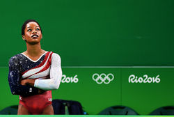 Gabby Douglas Was Bullied at the Olympics and She's Handled It Like a
