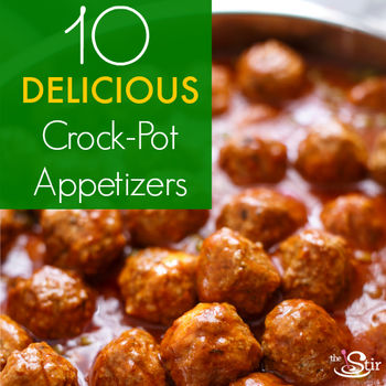 crock pot barbecue meatballs