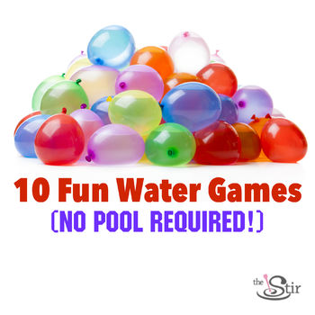 water games kids