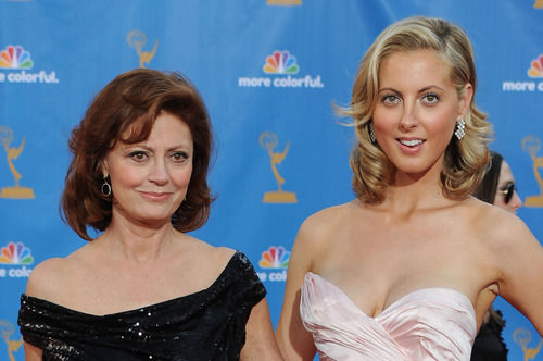 Eva Amurri and Susan Sarandon