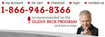 Glenn Beck Food insurance
