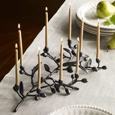Williams Sonoma Menorah