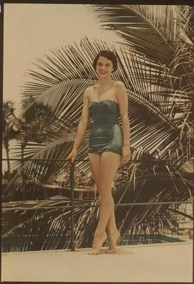 bathing beauty woman suit swim