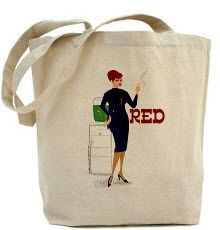 Mad Men Joan Holloway bag