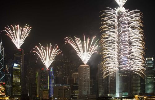 Hong Kong New Year