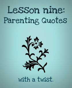 Funny Quotes About Bad Parents. QuotesGram