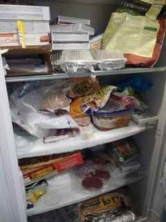 freezer food
