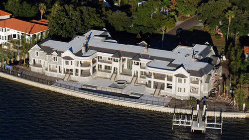 Derek Jeter mansion