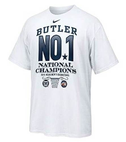 butler basketball t-shirt