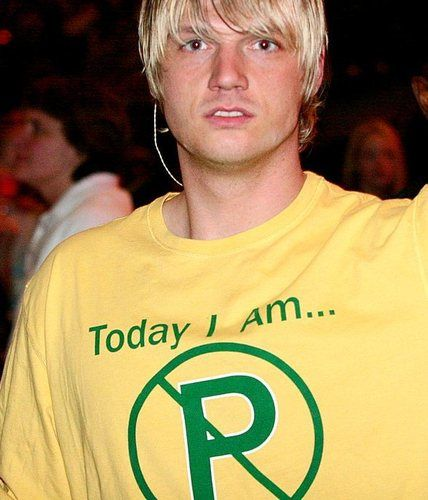 nick carter weight loss