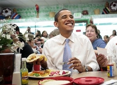 Does New Obama Pizza Burger Really Irk Michelle? | The Stir