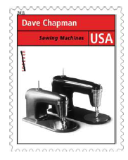 USPS Sewing Machine