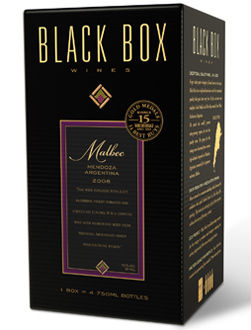 black box wine