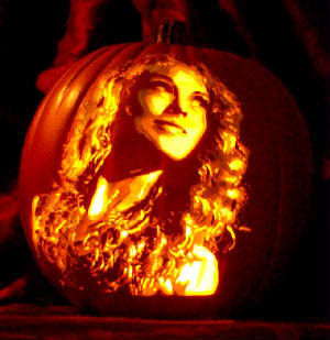 taylor swift pumpkin