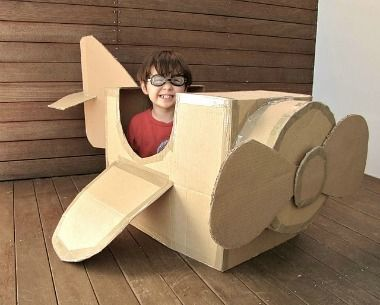 fun things you can make with a cardboard box the stir