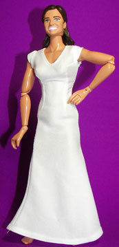 Pippa Middleton Doll