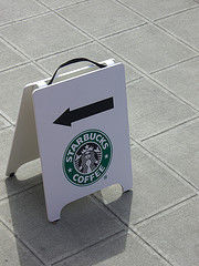 starbucks selling alcohol