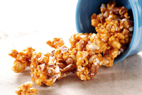 Caramel corn for Oscars