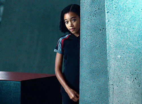Rue in 'The Hunger Games'