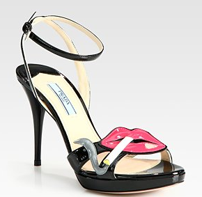 prada smoking shoes