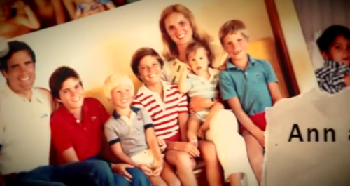 Mitt Romney and family in new ann romney ad