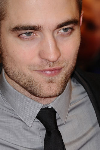 Robert Pattinson at Bel Ami premiere