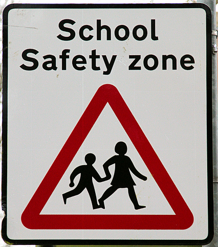school safety zone