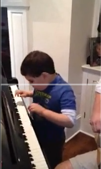 autistic kid billy joel