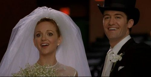 Emma and Will's Wedding on 'Glee'