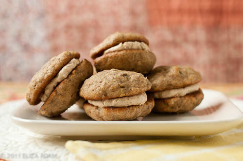 banana whoopie pies