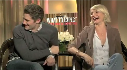 matthew morrison cameron diaz