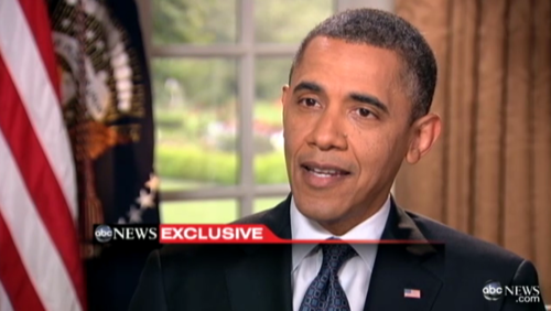 obama confirms support for same sex marriage