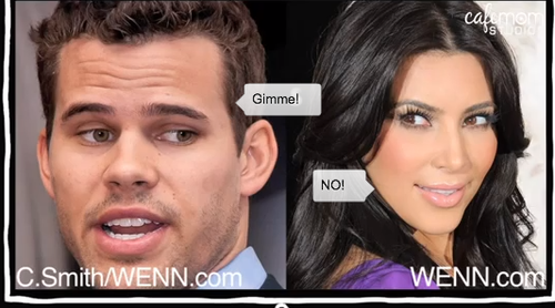 kris humphries kim kardashian