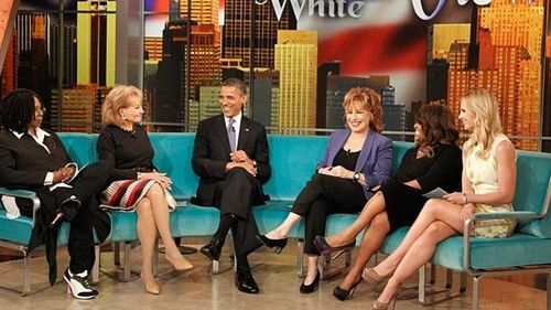 president obama on the view may 15, 2012