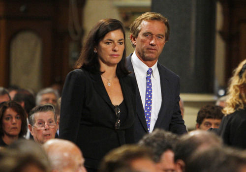 Mary Kennedy Robert F Kennedy Jr.