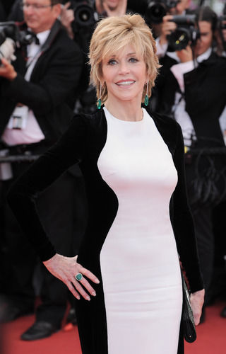 Jane Fonda full body