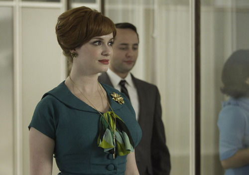 joan harris pete campbell mad men season five episode 11