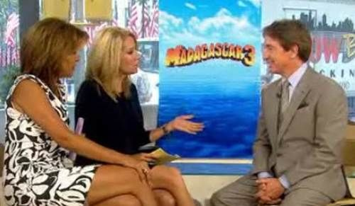 kathie lee talks to martin short today show
