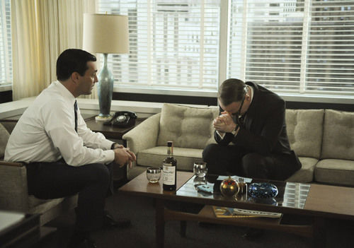 don and lane in the office season 5 episode 12