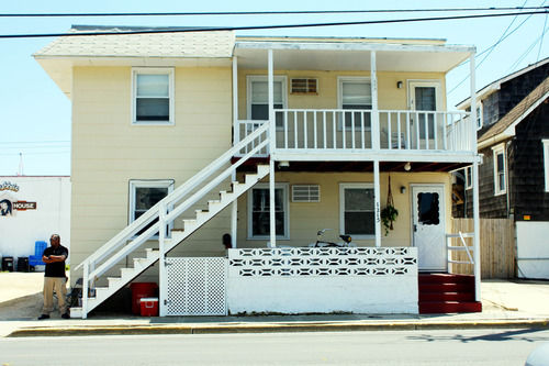 Snooki Jersey Shore house