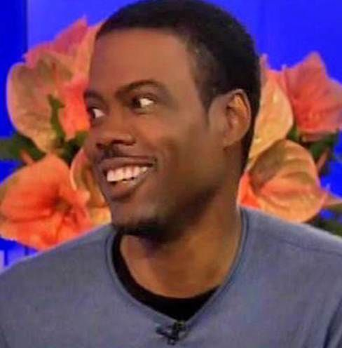 Chris Rock on Today 