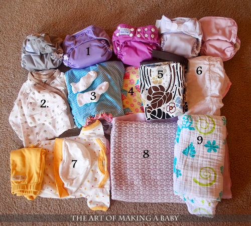 Blogger S Hospital Packing List Controversy Shows Mommy