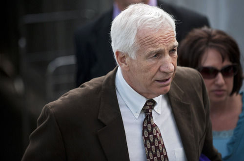 Sandusky Looks Like an Absolute Monster After Latest Gruesome ...