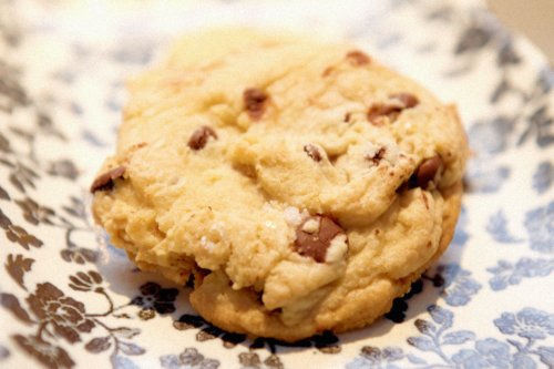 whiskey chocolate chip cookies