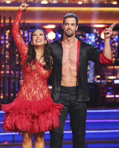 Cheryl Burke & William Levy