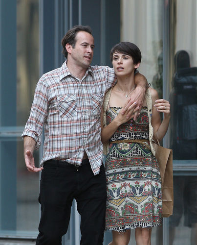Jason Lee & wife Ceran