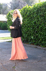 maxi skirt