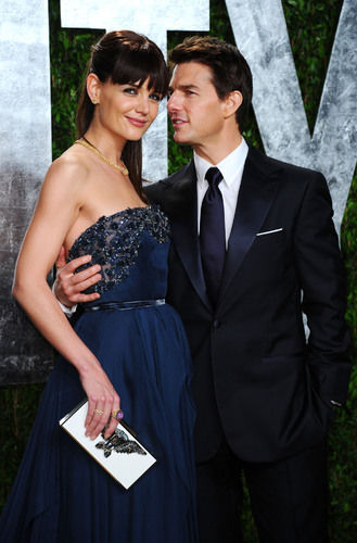 Katie Holmes &amp; Tom Cruise