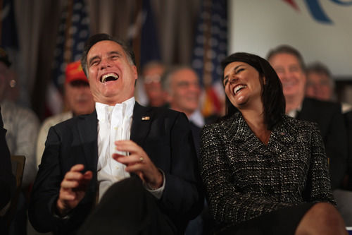 nikki haley and mitt romney