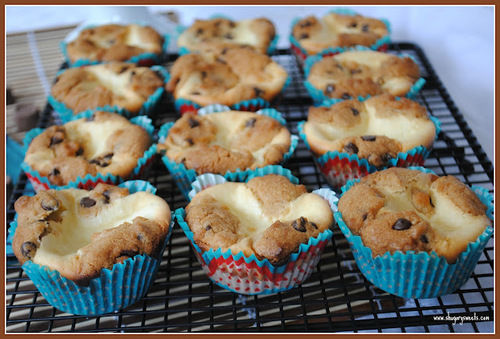 Rolo Muffins
